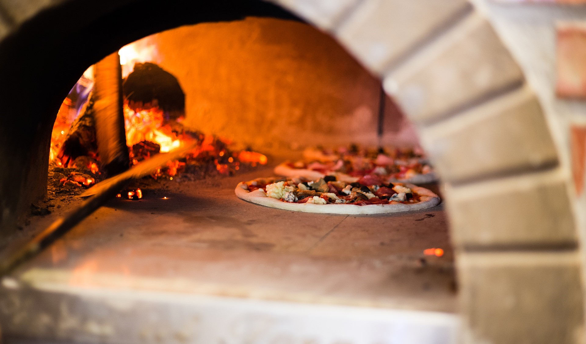 how to get wood fired crust